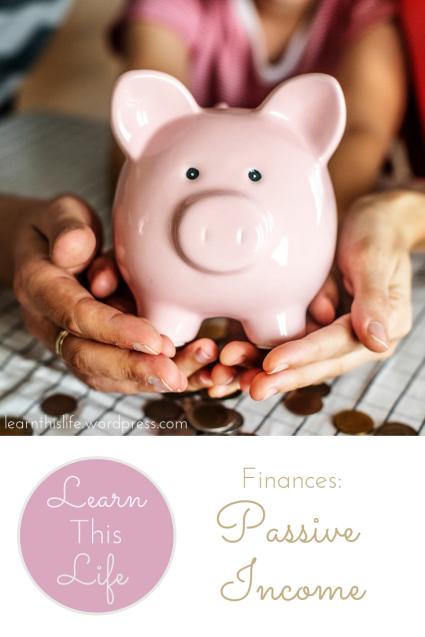 Finances_ Passive Income